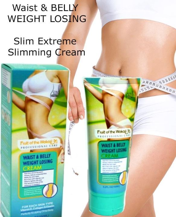 Fruit of the Wokali Waist & Belly Weight Losing Cream